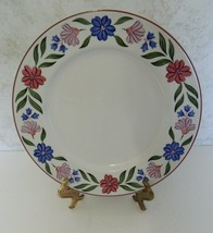 Marks & Spencer St Michael Cranbrook Fine Earthenware Pottery Dinner Plate - $9.89