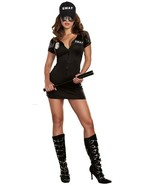 Swat Police Officer Costume - $24.99
