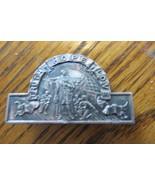 ORIGINAL 1900'S HOPE-TRUTH-LOVE ANTIQUE PIN BADGE - $23.75