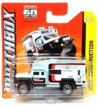 Matchbox Diecast Car MBX Construction MBX Adv 60th Anniversary BBK59 - New - $8.00
