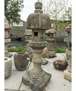 Japanese Stone Lantern Nuresagi Gata - YO01010043 - $9,291.95