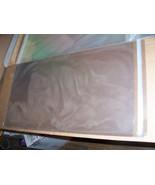 16 X 24 ACID FREE CLEAR CELLOPHANE ARCHIVAL DISPLAY STORAGE ENVELOPE  5 ... - $24.94