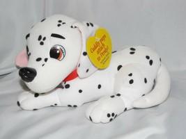 Vintage Disney 101 Dalmatians Perdy Stuffed Animal Plush Toy Puppy Dog Mattel - $39.59