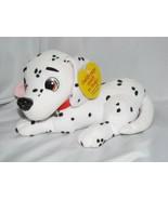 VINTAGE DISNEY 101 DALMATIANS PERDY STUFFED ANIMAL PLUSH TOY PUPPY DOG M... - $39.59