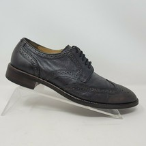 Cole Haan Grand OS Mens Oxfords Wingtip Dress Shoes C12227 Brown Size 9M  - $41.99