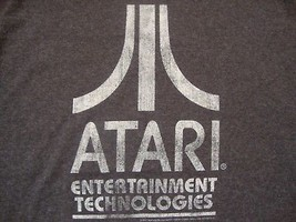 Atari Entertainment Technologies gray t-shirt size XL - $17.81