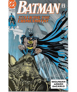 Batman Comic Book #444, DC Comics 1990 VERY FINE - $2.50
