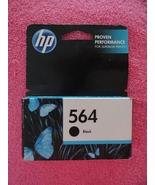 GENUINE HP 564 Black Ink CB316WN Cartridge Sealed in Box - $9.99