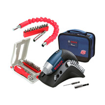 Bosch IXO 2 + Professional Cordless Electric Screwdriver+ flexible Holder 220V - $117.81