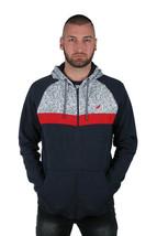 Staples New York Beta Zip Up Men's Hooded Sweatshirt Hoodie 1601H3053 NWT