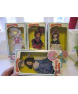 Ginny Far Away Lands-four dolls-orig boxes-Vogue Dolls-1982-Lesney-Hong ... - $75.00