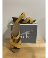 Dansko Susie Milled Nubuck Mango Women's - $50.00