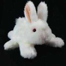 Bunny Rabbit Puppet Plush Folkmanis White Easter Glove Hand Stuffed Animal - $31.99