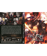DVD ~ FATE  ZERO Season 1 + 2 ( Episode 1 - 25 End ) ~ English Version  - $25.99