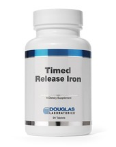 Douglas Laboratories - Timed Released Iron - Helps Support Anemia, Letha... - $13.60