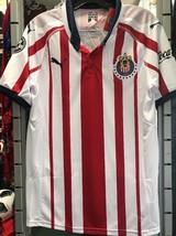 Chivas Guadalajara Stadium Home Soccer Jersey 2018/19 PUMA original Size... - $89.09