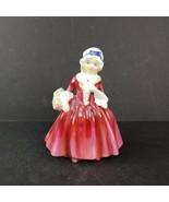 "Vintage Royal Doulton Porcelain Lady Figurine Lavinia HN1955 5 1/2"" Tall - $24.99"
