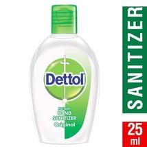 Dettol Instant Hand Sanitizer Original 25ml x 2 qty - Germ Protection - $4.85