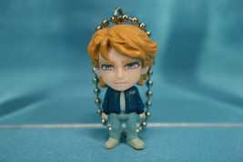 Bandai Tiger and Bunny Real Face Mini Figure Keychain P2 Keith Goodman Next - $29.99