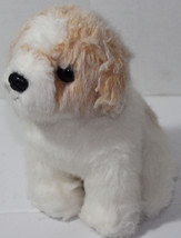 2009 Ty Classics SQUIRT BROWN AND WHITE DOG STUFFED PLUSH Animal SOFT TOY - $7.69