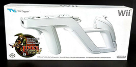 Wii Zapper with Link's Crossbow Training Video Game Nintendo Wii - $28.47