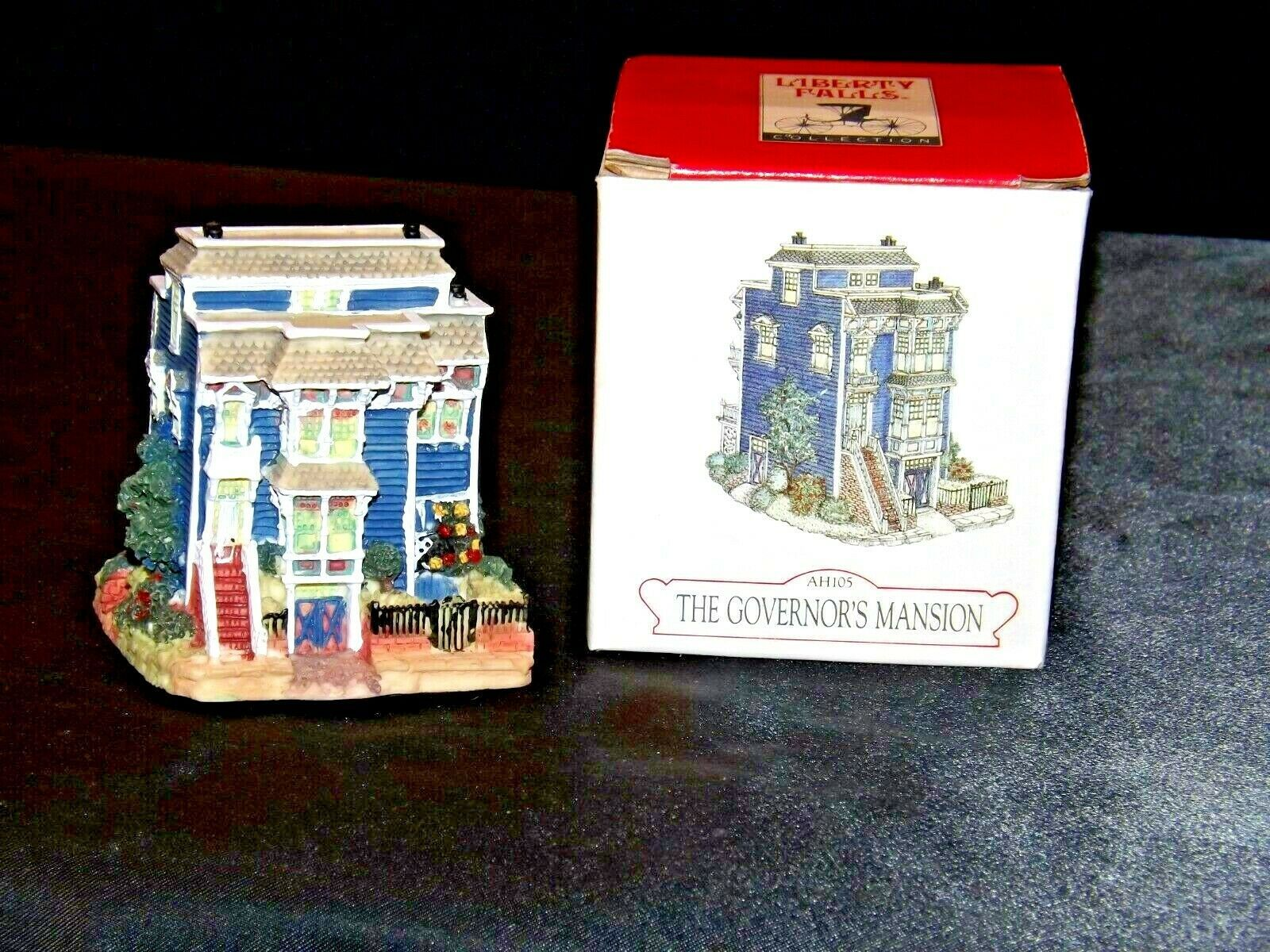 Liberty Falls Collection AH105 The Governor's Mansion AA19-1481 Vintage