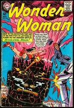 WONDER WOMAN #154-DC COMICS-COOL EXPLOSION COVER-HOT! VG - $56.75