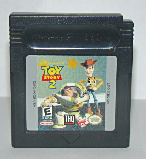 Primary image for Nintendo GAME BOY - TOY STORY 2 (Game Only)