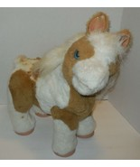 """Hasbro 17"""" FRF Fur Real Friends My Magical Show Pony Horse Baby Buttersc... - $93.50"""