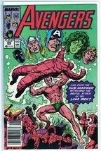 The Avengers #307 Copper Age Marvel Comic Captain America! Black Panther... - $3.19