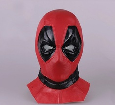 Wade Wilson Deadpool Cosplay Mask Buy - $50.00