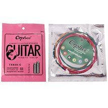 Orphee Color Copper Acoustic/Electric/Classic Guitar String (TX620-C) - $5.93
