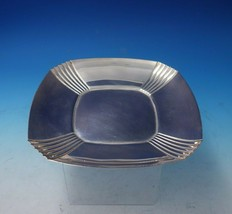 """Wallace Sterling Silver Plate Square Deco Modern #4028 1"""" x 8 1/4"""" (#5223) - $503.91"""