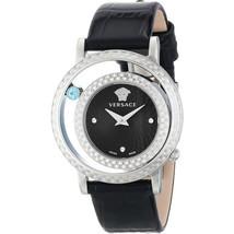 Versace VDA010014 Venus Topaz Stone Ladies Watch - $2,566.46