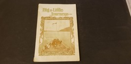Summer 1913 Big & Little Journeys Beekman Tourist Company W/ Yellowstone... - $29.02