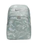 WOW! NWT Nike Brasilia XL White Light Grey Camo Print Unisex Backpack BA... - $56.09