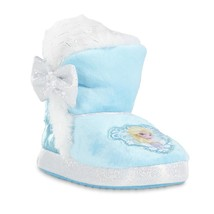 NEW NWT Disney Frozen Girls Baby/Toddler Slippers Booties Size 5/6 - $12.99