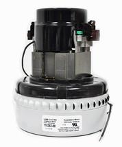 Ametek Lamb 2 Stage 5.7 Inch B/B PD 220 Volt Vacuum Cleaner Motor 116352-00 - $269.96