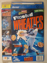 Empty Wheaties Box 1999 14.75oz Ken Griffey Jr Mvp [Z202f7] - $3.99