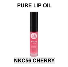Nicka K New York Pure Lip Oil NKC56 Cherry Hydrating Lip With Argan Oil - $1.77