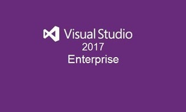 Microsoft Visual Studio Enterprise 2017 - $40.00
