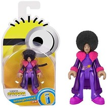 Hammond toys Afro Lady Minions The Rise of Gru Imaginext - $5.99