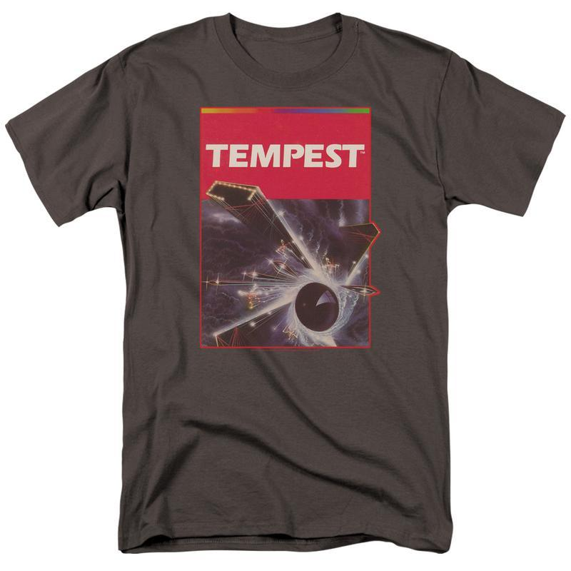 Pest arcade video games graphic tee shirt for sale online asteroids yars revenge atri210 at 800x