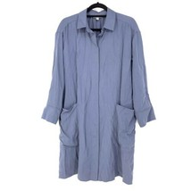COS Women's Sz 36 US Size S Collared Shirt Dress Long Sleeve Pockets Min... - $65.42