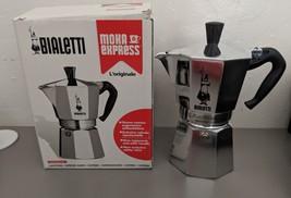 Bialetti Moka Express 06799 Stovetop Espresso Maker Pot Coffee Latte 3 cup - $30.20