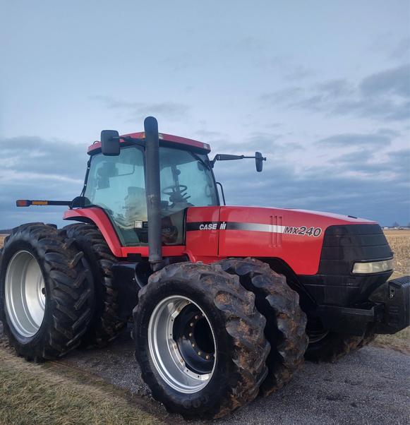 2001 CASE IH MX240 FOR SALE -MD479