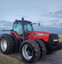 2001 CASE IH MX240 FOR SALE -MD479 image 1