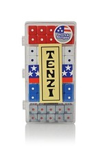 Tenzi Select - The Fast-Paced Dice Rolling Game in Fun Patterns - Stars ... - $22.83