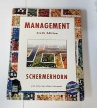 Management, Schermerhorn 6th Edition 1999 - $7.85