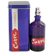 Curve Connect by Liz Claiborne 3.4 oz EDT Spray for Women - $23.74